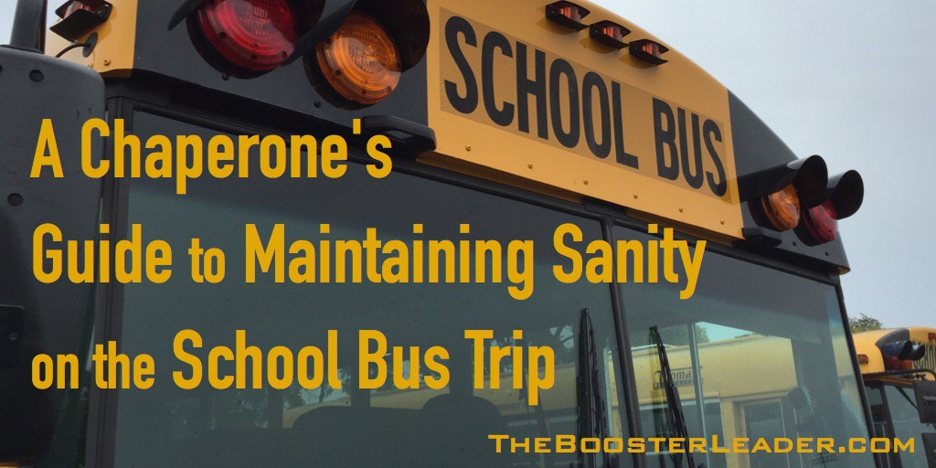 56 - Sanity on School Bus Trip